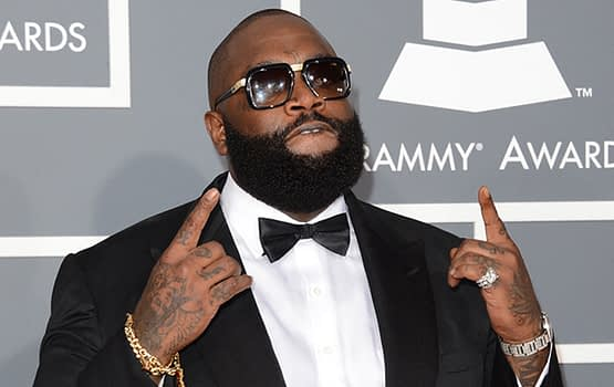"Rick Ross Brought the Heat on ""PORT OF MIAMI 2"" NEW ALBUM ALERT!"
