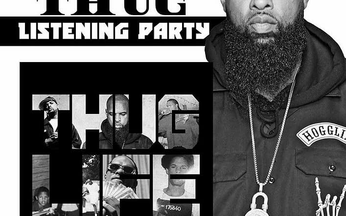 "SLIM THUG'S NEW ALBUM ""THUG LIFE"" 