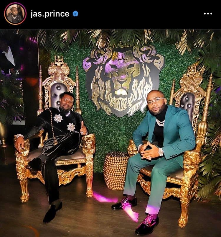 James Prince Sr. & Jas