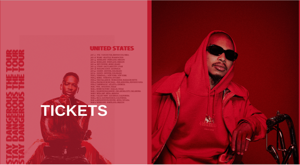 """YG Gears-Up-4 """"KANADA"""" and The """"STAY DANGEROUS"""" North America Tour"""