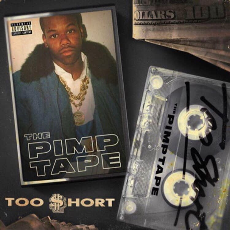"Uh-Oh, That New TOO $HORT Album ""PIMP TAPE"" JUST DROPPED! LISTENING Party 2nite?"