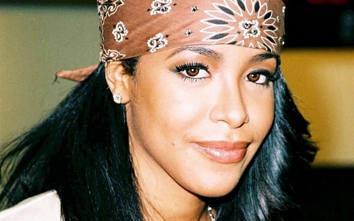 "Happy Birthday ""BABY-GIRL, Better Known as AALIYAH…"""