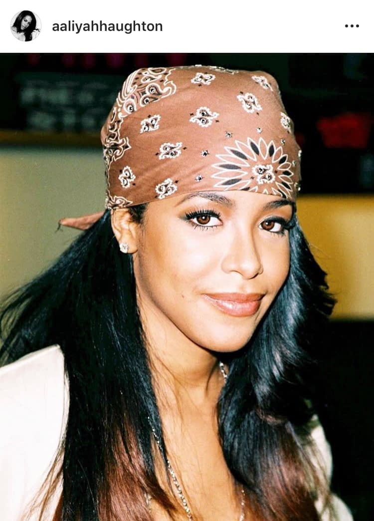 """Happy Birthday """"BABY-GIRL, Better Known as AALIYAH…"""""""