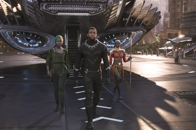 'Black Panther' also among the Soundtracks Up for Grammy Album of the Year