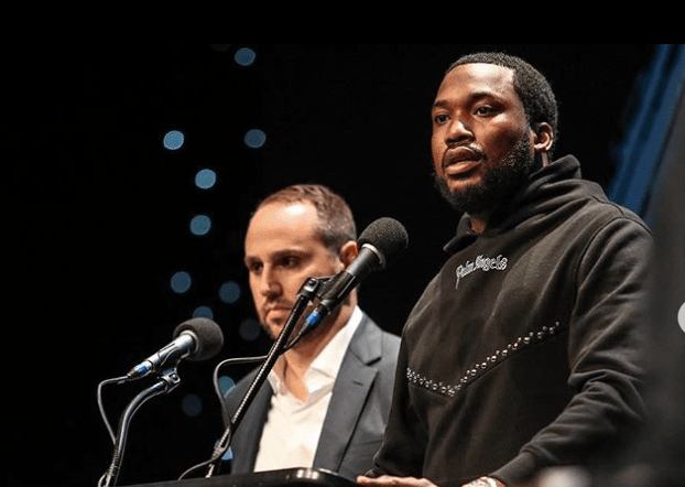 "MEEK MILL Announces:  MOTIVATION TOUR and Multi-Mogul ""Prison-REFORM ALLIANCE"""
