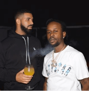 "DRAKE SIGNS POPCAAN (JAMAICAN ARTIST) TO HIS LABEL ""OVO SOUND"""