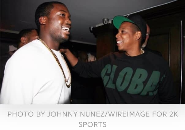 """Meek Mill On JAY-Z's """"What's Free"""" Verse: """"I Never Viewed That As A Diss"""""""